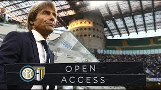 OPEN ACCESS | INTER 2-2 PARMA | NOT THE RESULT WE WANTED, BUT WE MOVE ON 📹⚫🔵