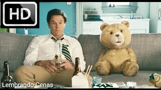 Ted (6/10) Filme/Clip - Nomes De Branca Pobre (2012) HD