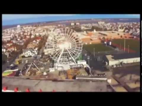 Ocean City flyover
