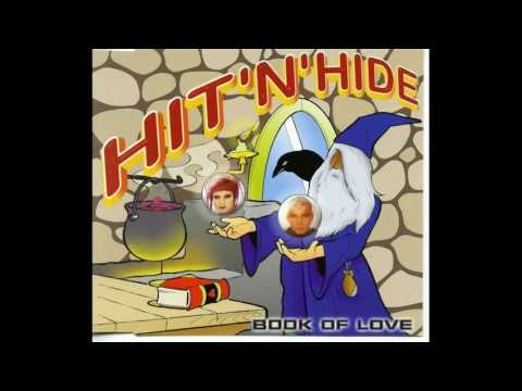 hit'n'hide - book of love