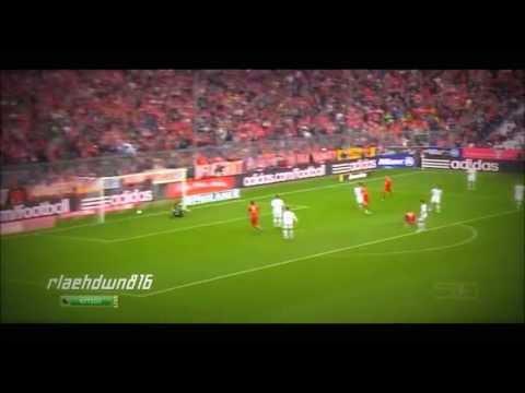 Toni Kroos :: Skills & Goals :: 12-13 HD