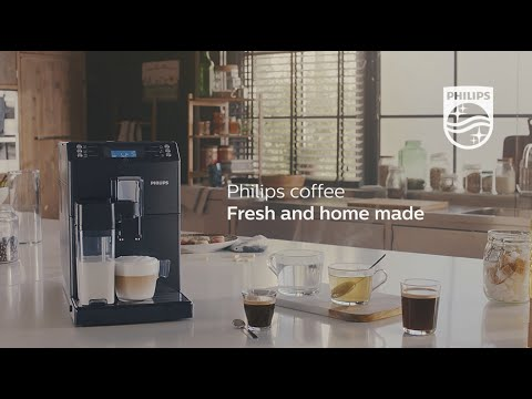 Philips 3100 Series Fullautomatic Espresso Machine With Integrated Milk Carafe