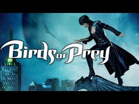 Birds Of Prey Tv Series Opening 2002