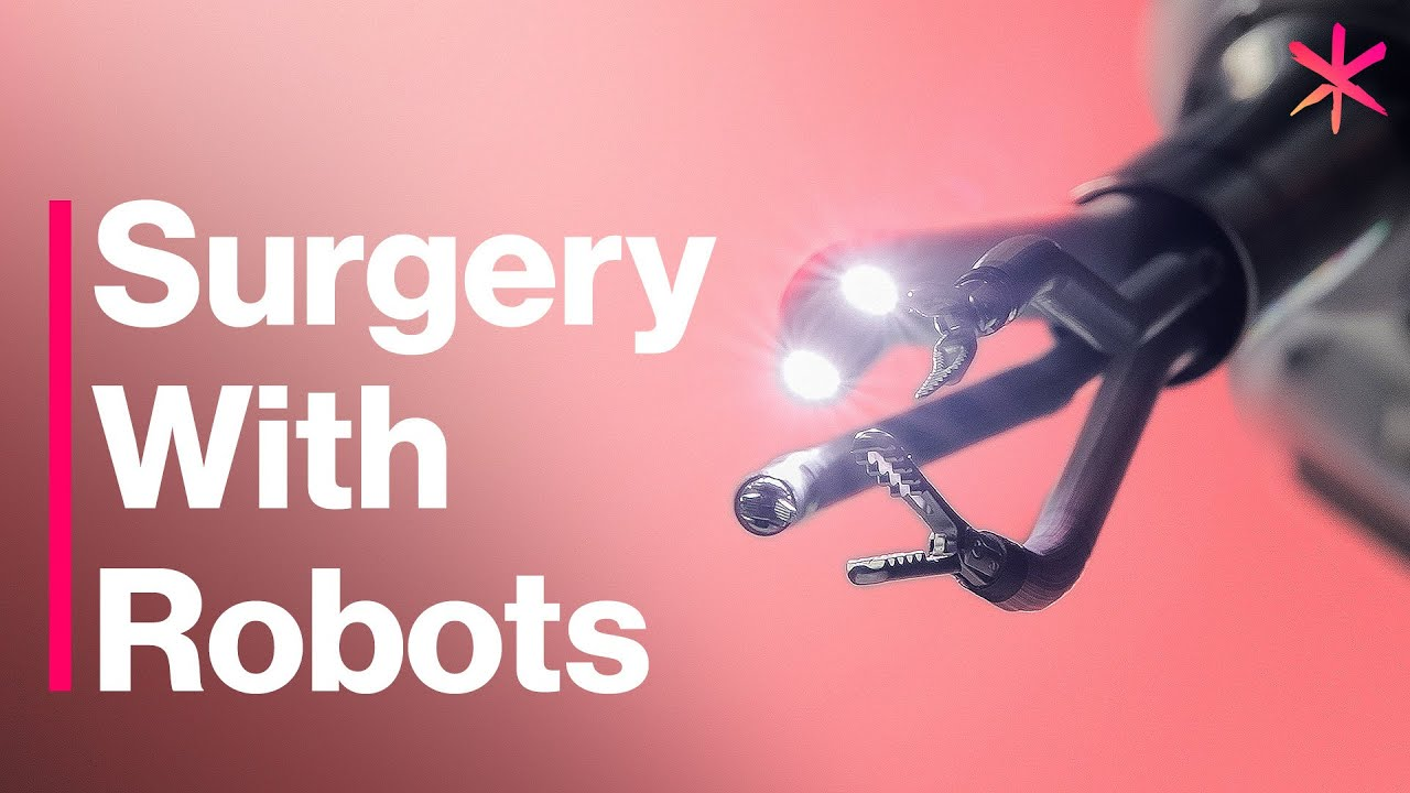 Robotic Surgery Unlocks a New Era of Medicine