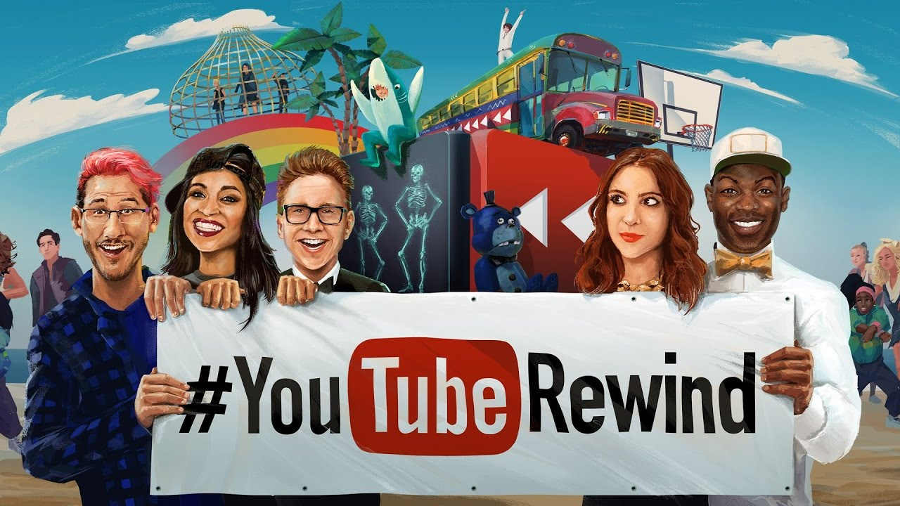 Youtube Rewind Song 2016 Youtube