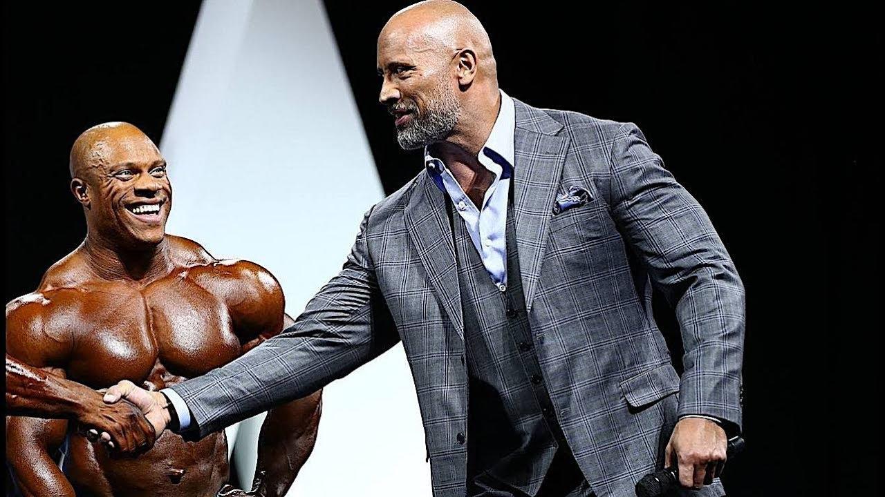 Дуэйн Джонсон vs Мр. Олимпия. СКАЛАЗАХВАТЫВАЕТ IFBB!