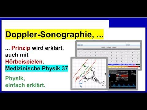 Doppler-Sonographie, Prinzip wird