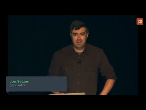 Jon Setzen: The Long and Winding Road of Redesigning