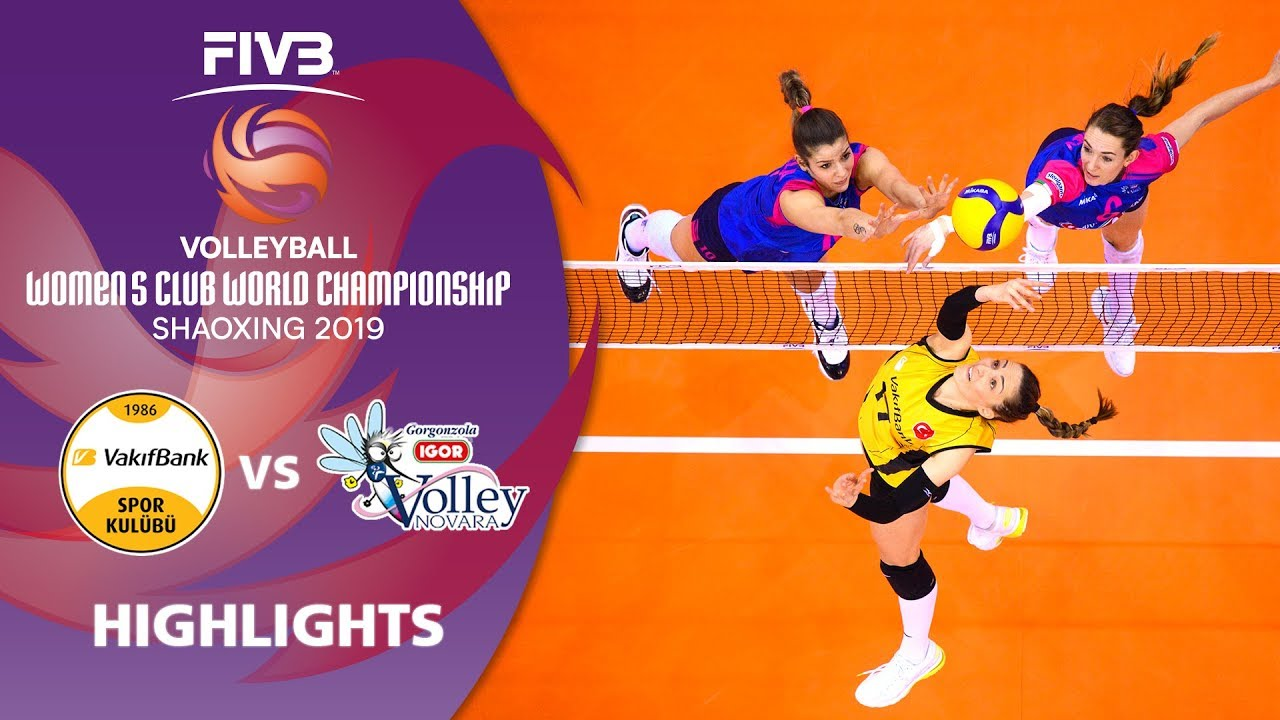 Final Imoco Vs Eczacibasi Highlights Women S Volleyball Club World Champs 2019 Youtube