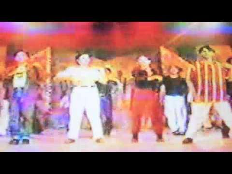 """jingo"" francis, dana, gwen n allan of tuesday group of that's entertainment 1996."