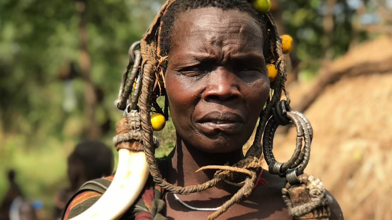 The Mursi Tribe Omo Valley Ethiopia And Photos | Free Hot