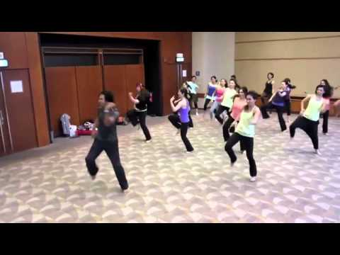 Mann Basiyo Sanwariyo (movie: ABCD) Bollywood dance with Master Hari Om at Asia Yoga Conference