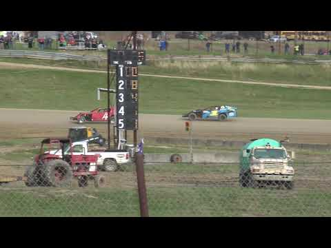 Brushcreek Motorsports Complex   11/4/18   Sport Mod Heat 3