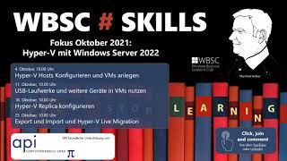 Hyper-V in Windows Server 2022