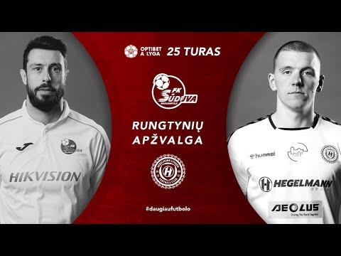Suduva Hegelmann Litauen Goals And Highlights