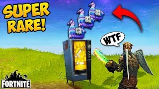 3 LLAMAS ON A VENDING MACHINE?! - Fortnite Funny Fails and WTF Moments! #198 (Daily Moments) thumbnail