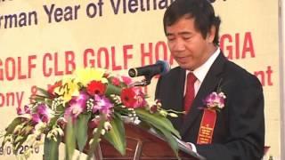 Sự kiện Khai Trương| Sự kiện Khai Trương Sân Golf Hoàng Gia Part 2