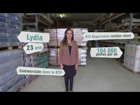Vidéo de attaché/e commercial/e