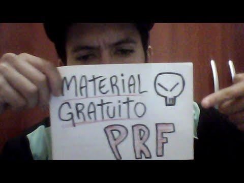 Edital da PRF - Você quer Passar? Material Gratuito! - YouTube