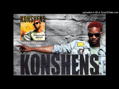 Konshens - Backas U Luv  [Caliente Riddim] February 2017