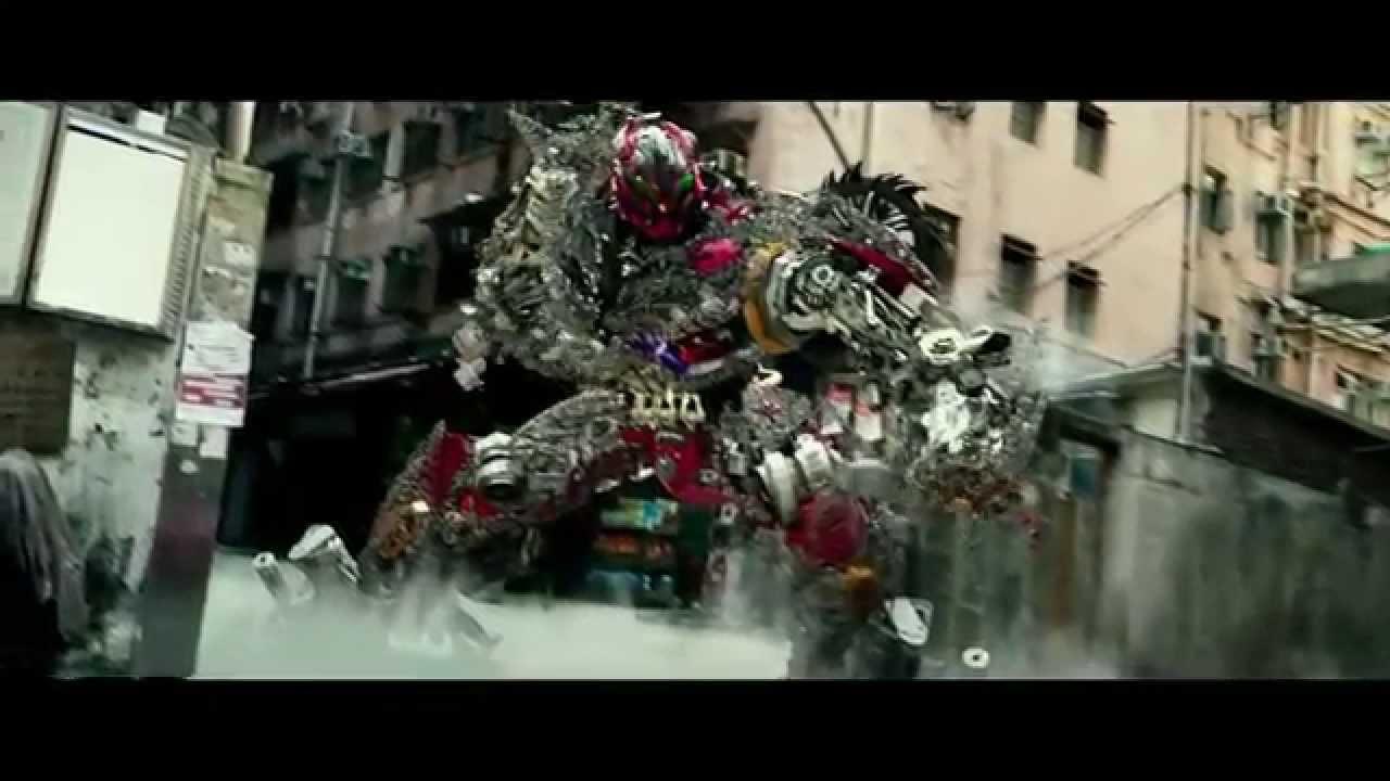 pagani huayra transformers 4 - youtube