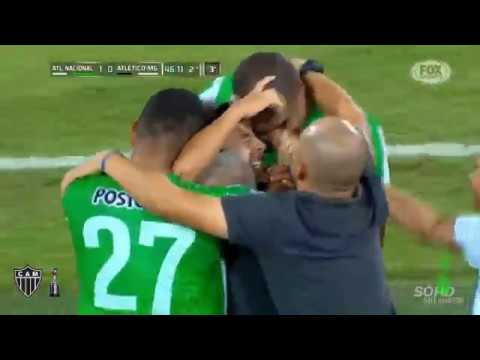 Victorias de Atlético Nacional a equipos temidos de América | Parte 2