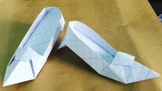 [Origami] Hướng dẫn gấp giấy đôi giày cao gót sành điệu | RXTN DIY 26
