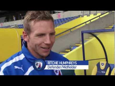 Ritchie Humphreys Post Oxford United