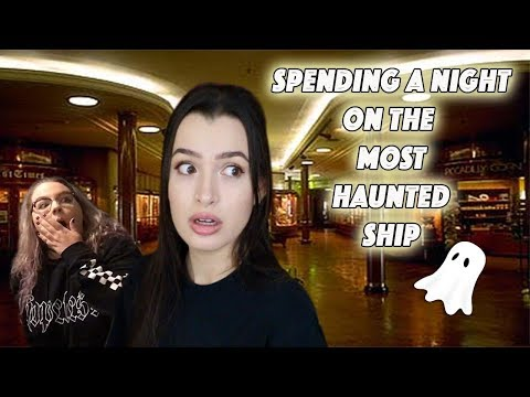 FINDING GHOST AT 3 AM ON THE QUEEN MARY