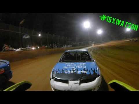 Harris Speedway Heat #2 FWD 4 Nissan #15xWATSON 8-25-18