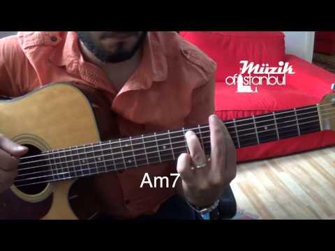 Sıla - Tam da Bugün - Gitar Dersi (AKOR)