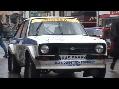 Mid Wales Stages 2014 - Mintex British Historic Rally Championship