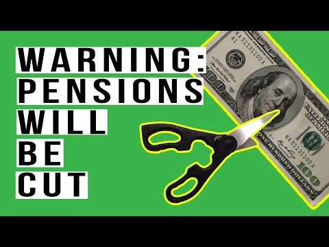 THESE States Have the WORST Pensions! The Untold Truth About Pension Funds Revealed!