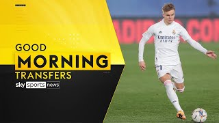 Could Ødegaard feature in Arsenal's game against Man Utd this weekend? | Good Morning Transfers