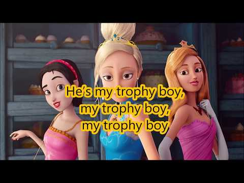 Trophy boy (Charming) – !!! LYRICS !!!