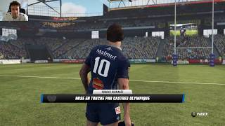 RACING 92 - CASTRES : Rugby Challenge 3