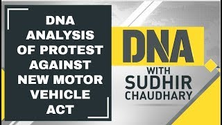 DNA Analysis of Protest against New Motor Vehicle act