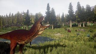The Isle: Tyrannosaurus Rex Documentary -Tyrant Fowl-