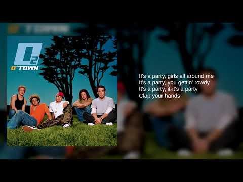O-Town: 12. Girl Like That (Lyrics)