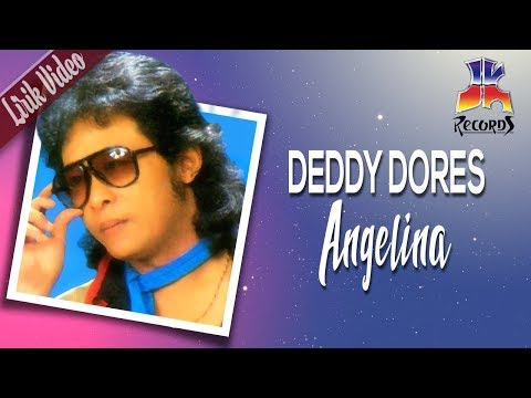 Deddy Dores - Angelina (Official Lyric Video)