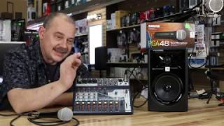 soundcraft 12 channel Audio mixer Notepad 12fx Review, Analog Mixing Console w/ USB, Lexicon Effects