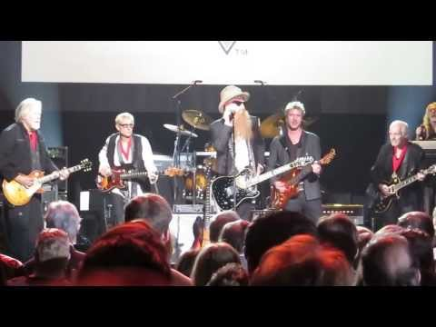 Billy Gibbons, Peter Frampton & more at Musician