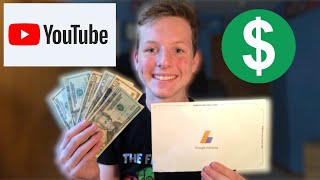 How Much YouTube Paid Me For 30K Views In 1 Month