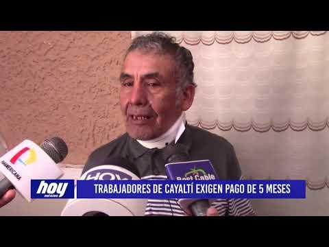 Chiclayo: Trabajadores de Cayaltí exigen pago de 5 meses