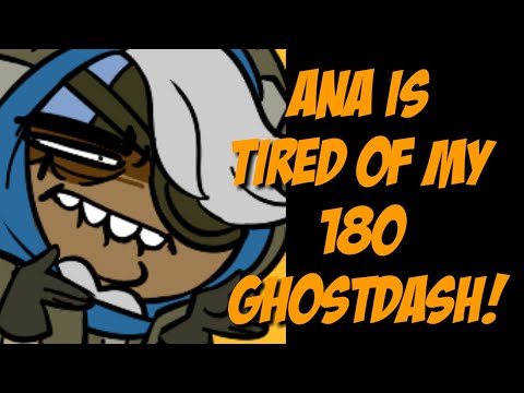 *I MADE THE ANA DIZZY WITH A 180 GHOST DASH* *GENJI DINKS?* (#124)