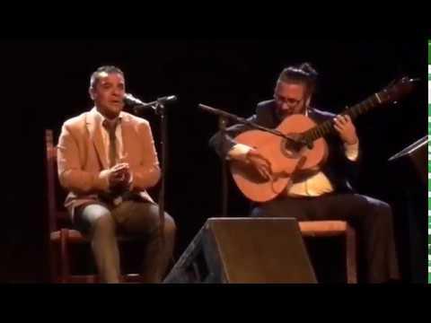 José Mijita con José Gálvez. Sala Paul Jerez
