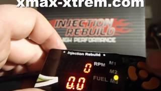 boitier injection xmax lambda