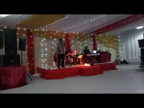 Jaydeep's Live karaoke Qawwali @ Zambia .