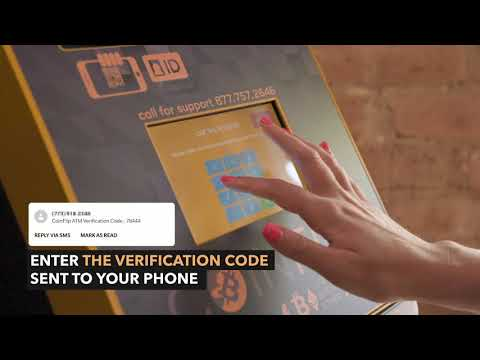 How To Buy Bitcoin With Cash Through A Bitcoin ATM - CoinFlip Cryptocurrency ATM