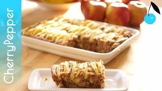 Gaspillage - Que faire avec du pain sec? Un mendiant aux pommes végétalien - Inspiration Bettelmann